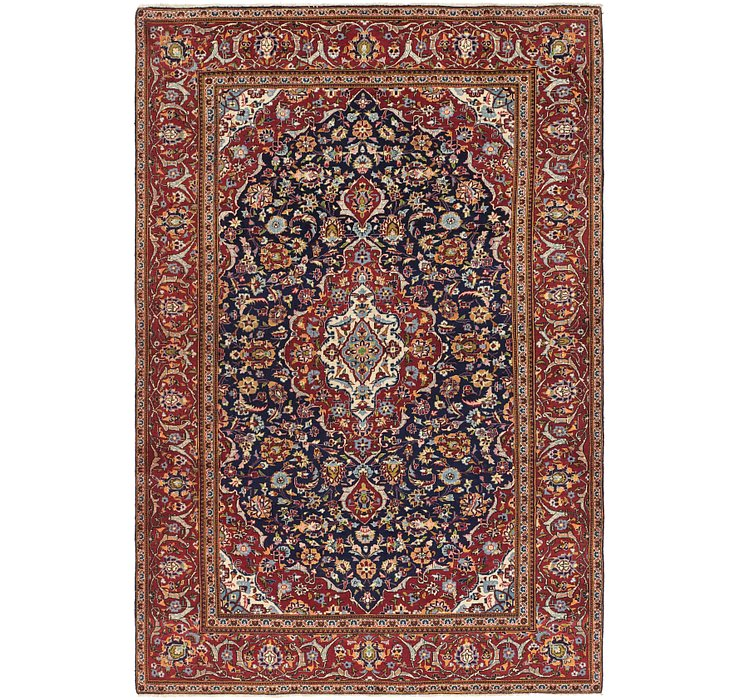 200cm x 297cm Kashan Persian Rug