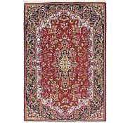 Link to 6' 6 x 10' Meshkabad Persian Rug