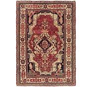 Link to 6' 6 x 9' 7 Meshkin Persian Rug