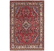 Link to 6' 9 x 10' Hamedan Persian Rug