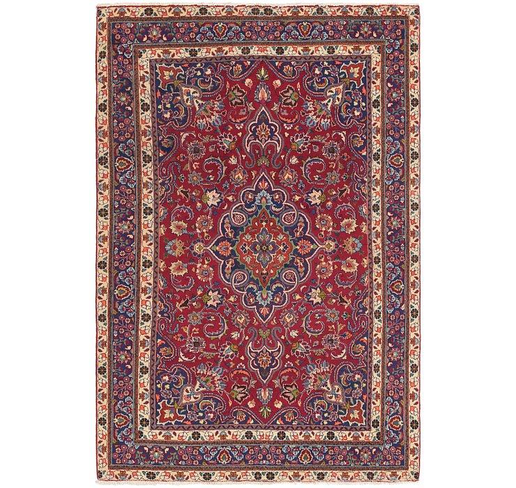 6' 3 x 9' 5 Tabriz Persian Rug