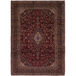 290cm x 405cm Kashan Persian Rug