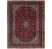 Link to 10' x 12' 7 Kashan Persian Rug
