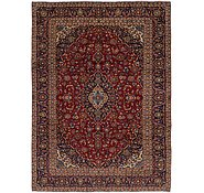 Link to 9' 3 x 12' 10 Kashan Persian Rug