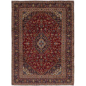 Link to 9' 3 x 12' 10 Kashan Persian Rug item page