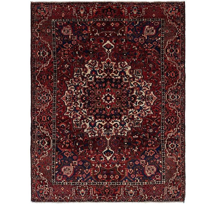 9' 8 x 12' 7 Bakhtiar Persian Rug