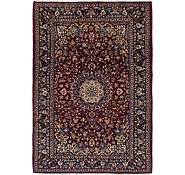 Link to 8' 8 x 13' Isfahan Persian Rug