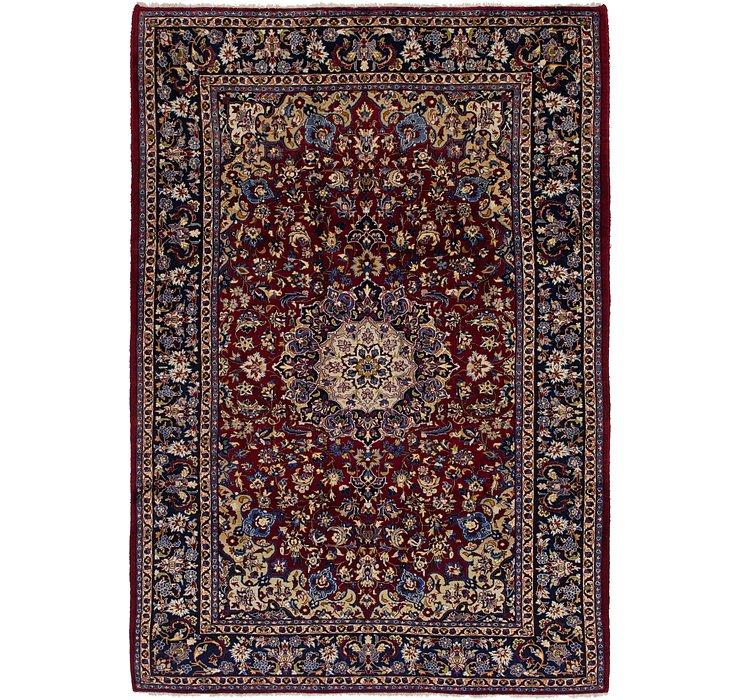 8' 8 x 13' Isfahan Persian Rug