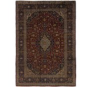 Link to 8' 10 x 12' 6 Kashan Persian Rug