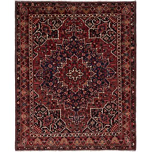 9' 10 x 12' Bakhtiar Persian Rug