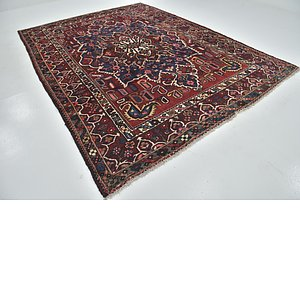 Link to 8' 6 x 11' 9 Bakhtiar Persian Rug item page