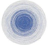 Link to 4' x 4' Braided Chindi Round Rug