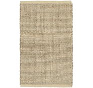 Link to Unique Loom 1' 5 x 2' 5 Metallic Jute Rug