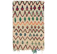 Link to 107cm x 165cm Moroccan Rug