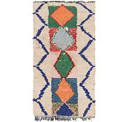 Link to 97cm x 190cm Moroccan Runner Rug