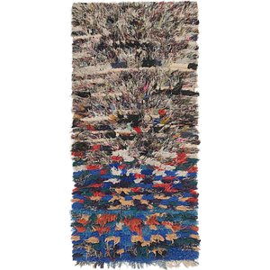 Link to 75cm x 170cm Moroccan Rug item page