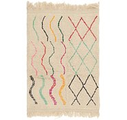 Link to 3' 6 x 5' Moroccan Rug