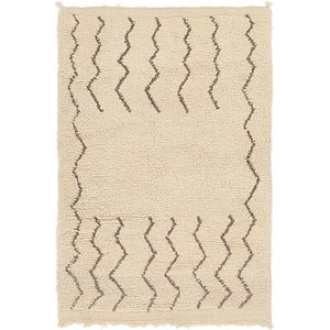 Link to 3' 6 x 5' 2 Moroccan Rug item page