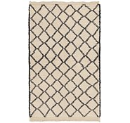 Link to 115cm x 188cm Moroccan Rug