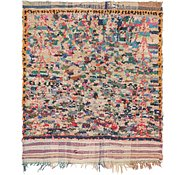 Link to 5' 2 x 5' 8 Moroccan Square Rug