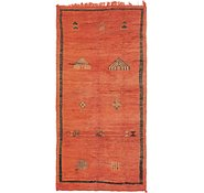 Link to 3' 2 x 6' 6 Moroccan Runner Rug