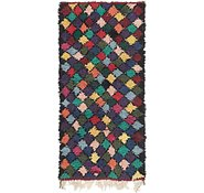 Link to 80cm x 173cm Moroccan Runner Rug