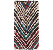 Link to 2' 6 x 5' 5 Moroccan Runner Rug