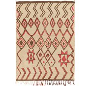 Link to 135cm x 183cm Moroccan Rug
