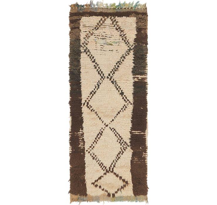 2' 5 x 5' 9 Moroccan Rug