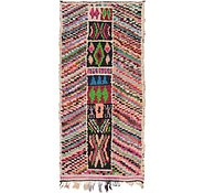 Link to 112cm x 235cm Moroccan Runner Rug