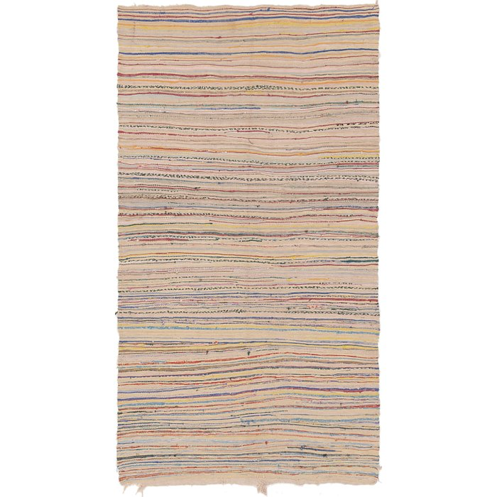 4' 6 x 8' 5 Moroccan Rug