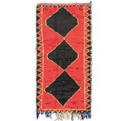 Link to 3' 6 x 6' 8 Moroccan Rug