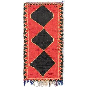 Unique Loom 3' 6 x 6' 8 Moroccan Rug