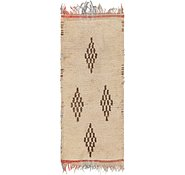 Link to 2' 8 x 6' 4 Moroccan Runner Rug