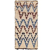 Link to 2' 5 x 5' 5 Moroccan Runner Rug