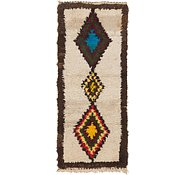 Link to 2' 10 x 6' 7 Moroccan Runner Rug