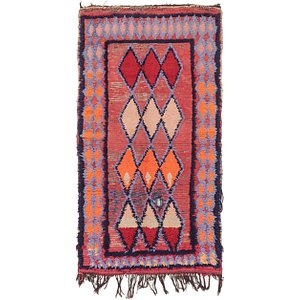 2' 10 x 5' 8 Moroccan Rug