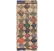 Link to 90cm x 205cm Moroccan Runner Rug