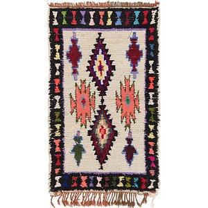 3' 2 x 5' 2 Moroccan Rug