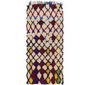 Link to 85cm x 193cm Moroccan Runner Rug