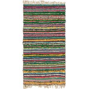 3' 3 x 6' 2 Moroccan Rug
