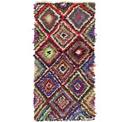 Link to 3' x 5' 9 Moroccan Rug