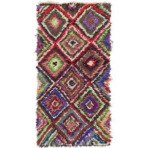 3' x 5' 9 Moroccan Rug