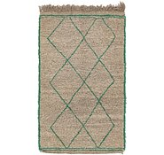 Link to 3' 5 x 5' 7 Moroccan Rug