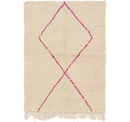 Link to 3' 5 x 4' 7 Moroccan Rug