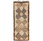 Link to 2' 7 x 6' 7 Moroccan Runner Rug