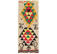 Link to 2' 8 x 6' 5 Moroccan Runner Rug