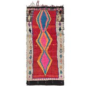 Link to 107cm x 213cm Moroccan Runner Rug