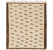 Link to 145cm x 170cm Moroccan Square Rug