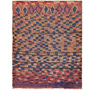 Link to 160cm x 200cm Moroccan Square Rug